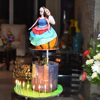 Birthday Cake for my daughter