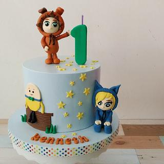 Dave & Ava cake