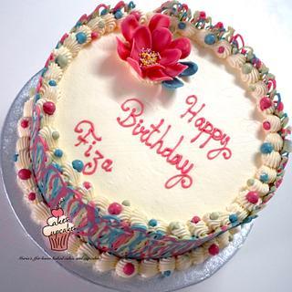 Fresh Cream cake