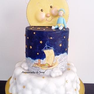 Children of the Stars cake