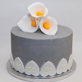 chocolate cake with white  chocolate and raspberry jam buttercream