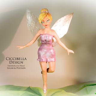 Trilly...flying - Cake by Le Torte di Ciccibella