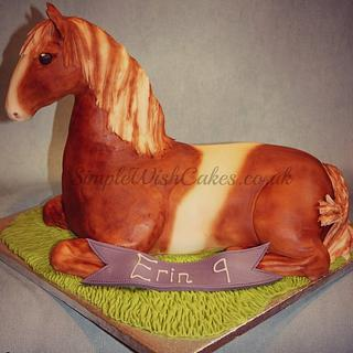 3D Horse - Cake by Stef and Carla (Simple Wish Cakes)