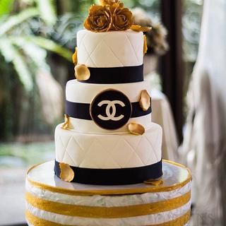 Cake for Chanel  - Cake by Joy Lyn Sy Parohinog-Francisco