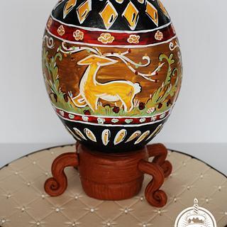 "Ukranian Easter Egg ""Pysanka"""