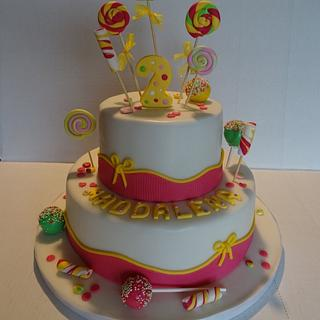 Sweet Sweet Sweet Cake