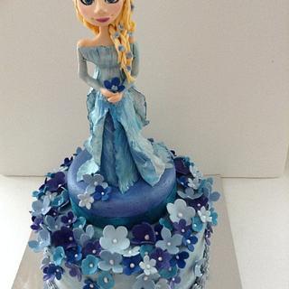 Elsa In Spring