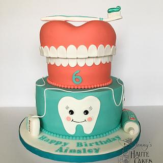I Want to be a Dentist!