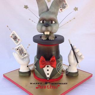 It's Magical! - Cake by chefsam