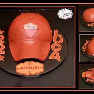 """Italian football cake - Cake by """"Le torte artistiche di Cicci"""""""