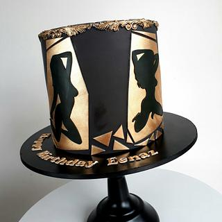 Sexy - Cake by Couture cakes by Olga