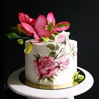 SPRING CAKE - Cake by Neslihan MENTES