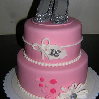 Glamarous high heels