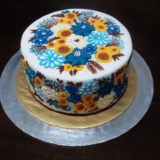 Colours - Cake by Sato Seran