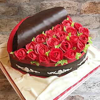Chocolate cake - Cake by Cakes4you.ewelina