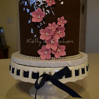 Simple birthday cake - Cake by Kelly Stevens