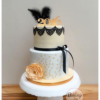Gatsby cake - Cake by Baking Isi