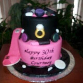 Diva-licious! - Cake by Donna Pope-Johnson