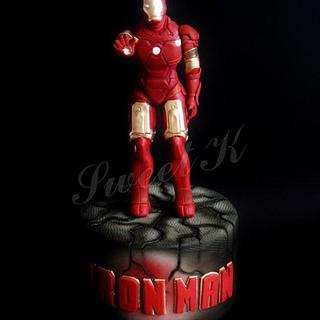 Iron man 3 - Cake by Karla (Sweet K)