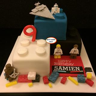 LEGO Stars Wars - Cake by Sweet Fusion Cakes (Anjuna)