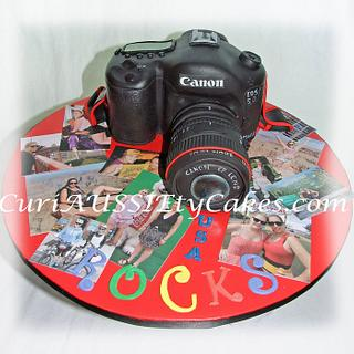 Canon E5 mark lll - Cake by CuriAUSSIEty  Cakes