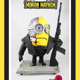 Terminionator strikes back! - Minion Mayhem Collaboration