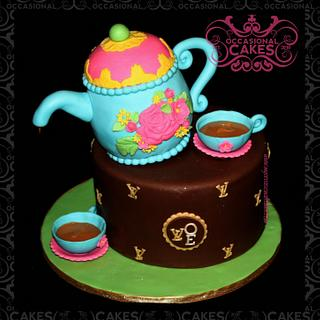 tea time - Cake by Occasional Cakes