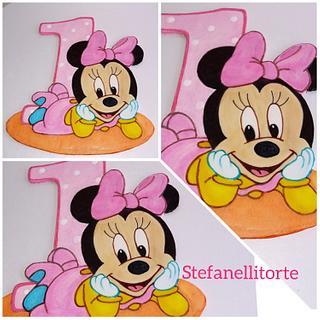 Minnie mouse 2d