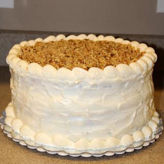 Monster Carrot Cake - Cake by Michelle