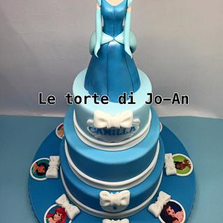 Cinderella's cake