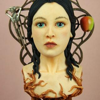 """Snow White Bust """"Snow White - The Grimm Obsession"""""""