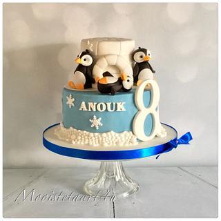 Arctic cake...