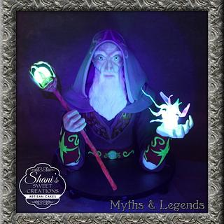 Merlin - Sneak Peek at Myths & Legends Collaboration