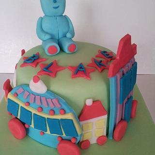 Ninky Nonk & Iggle Piggle Cake