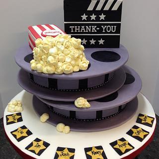 Teacher Appreciation Cake - Cake by Melanie Mangrum