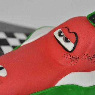 Francesco Bernoulli Cake!!