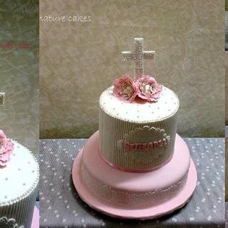 Holy Communion Cake. - Cake by MySignatureCakes