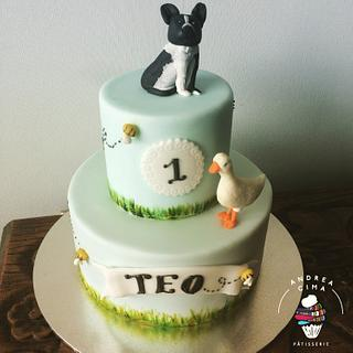 Teo's Pets