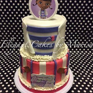 NAOMI - Cake by ECM