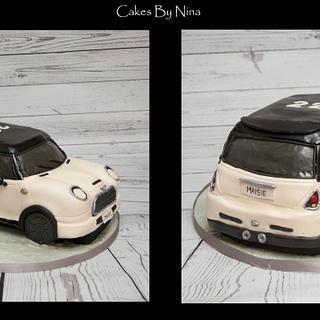 Cream mini