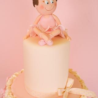 Little Ballerina Cake
