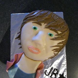 Justin Beiber Cake - Cake by Amanda