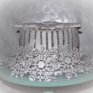 Sparkle - Cake by Jacqui's Cupcakes & Cakes