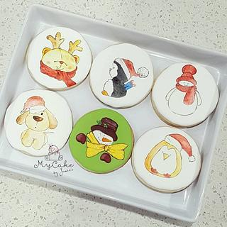 last Christmas cookies - Cake by Hopechan