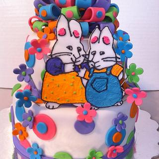 Max and Ruby Cake - Cake by Nikki Belleperche