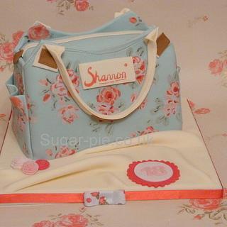 'Cath Kidston' Handbag cake