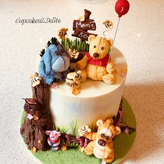 Fun in the Hundred Acre Wood - Cake by Cupcakes2Delite