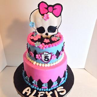 Monster high - Cake by Sheri Hicks