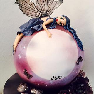 Fairy Cake - Cake by Şebnem Arslan Kaygın