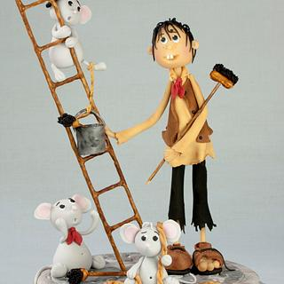 Charlie the Chimneysweeper :-)